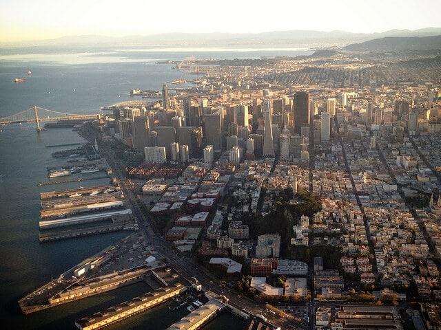 Survol San Francisco en hélicoptère