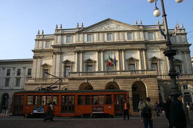Théâtre La Scala, Milan