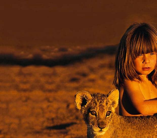 Tippi Degré, vraie vie sauvage, Mowgli du Livre de la Jungle moderne