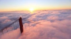 Toby Harriman, vidéo aérienne San Francisco