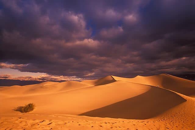 Vallée de la Mort, Road Trip Far West