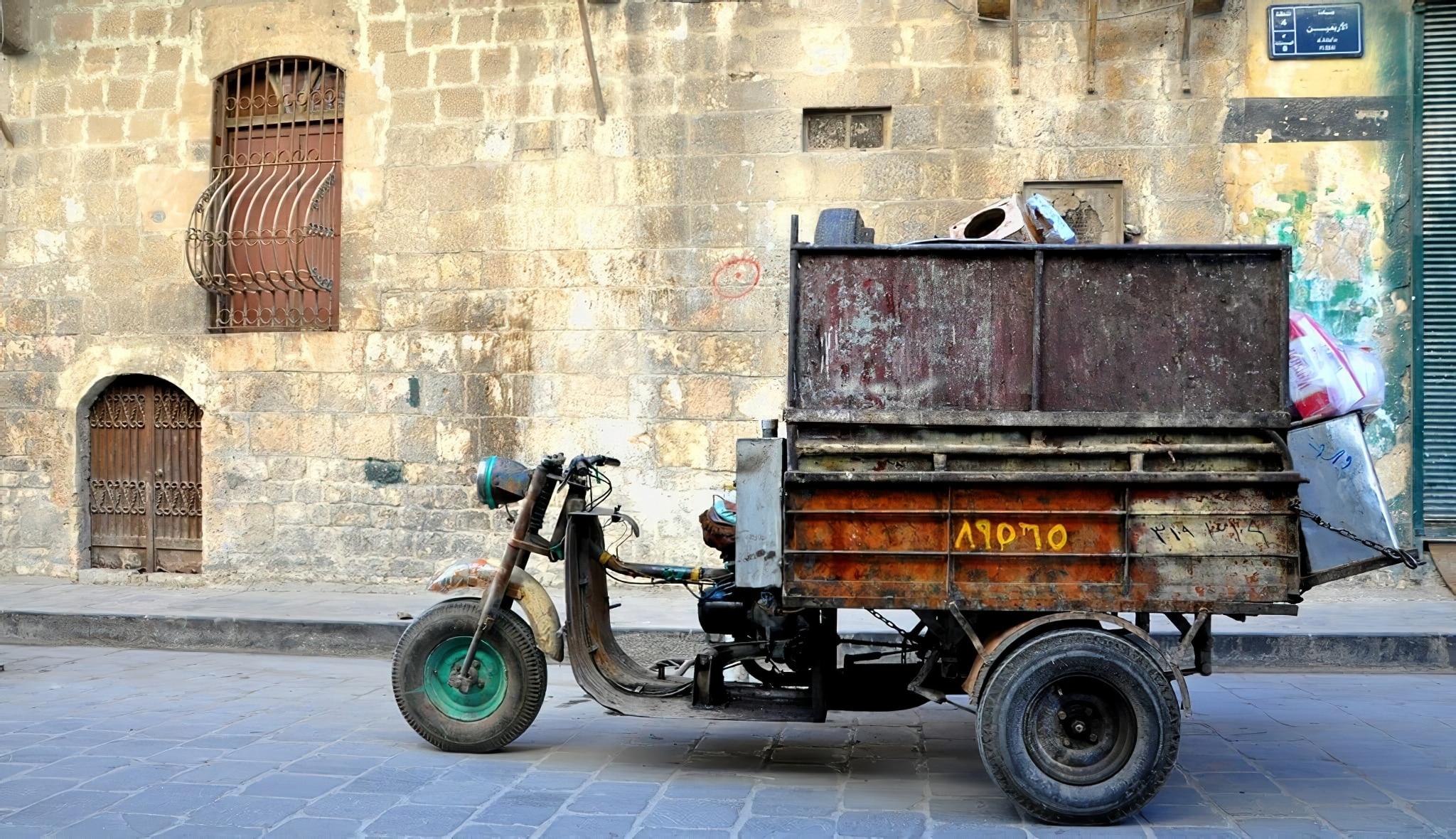 Villes les plus vieilles du monde, Alep, Syrie
