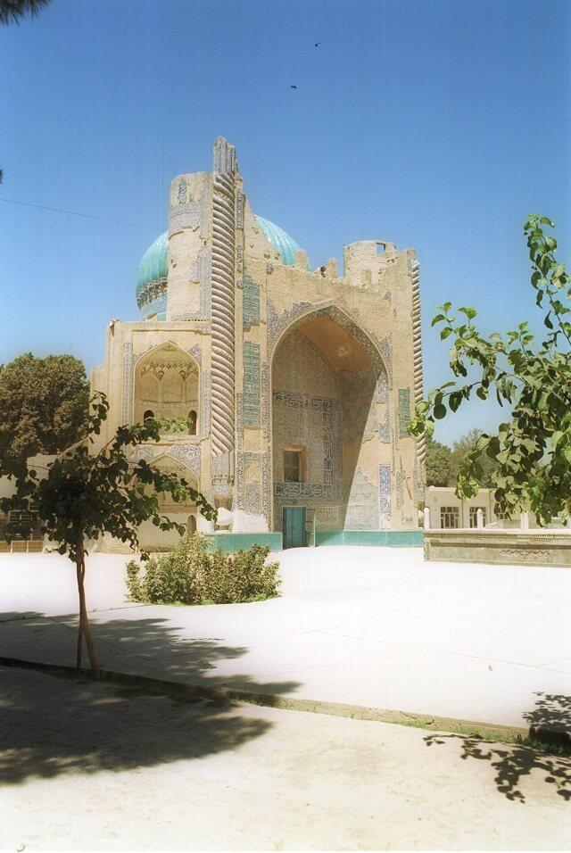 Villes les plus vieilles du monde, Balkh, Afghanistan