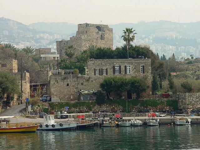 Villes les plus vieilles du monde, Byblos, Liban