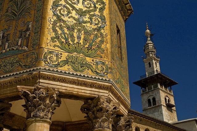 Villes les plus vieilles du monde, Damas, Syrie