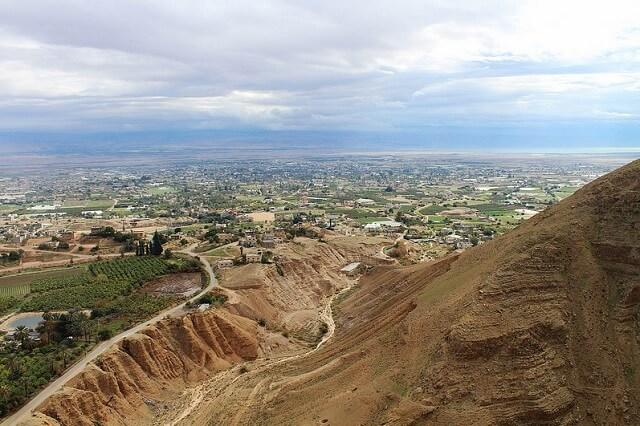Villes les plus vieilles du monde, Jéricho, Cysjordanie