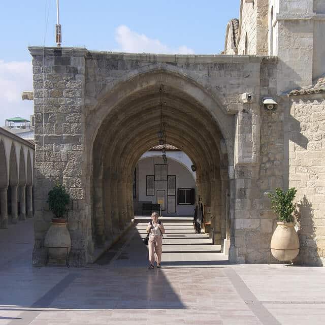 Villes les plus vieilles du monde, Lanarca, Chypre