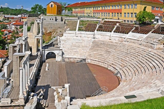 Villes les plus vieilles du monde, Plovdiv, Bulgarie