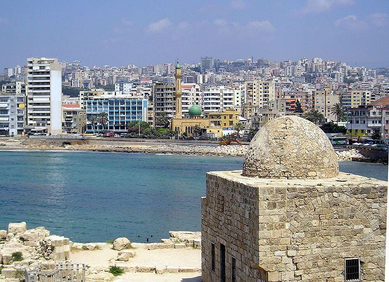 Villes les plus vieilles du monde, Sidon, Liban