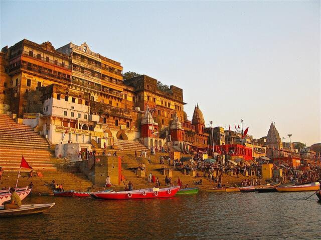 Villes les plus vieilles du monde, Varanasi, Inde
