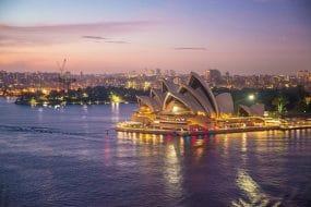 Visiter l'Opéra de Sydney