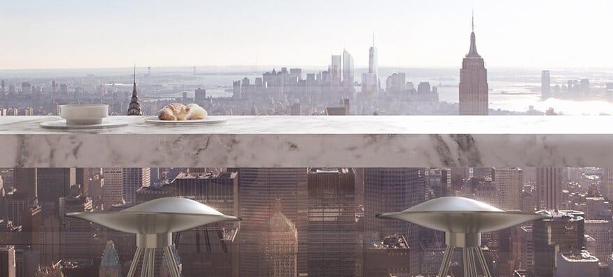 Voici de quoi a l'air un appartement à 95 millions de dollars à New York