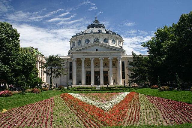 Athénée roumain, Bucarest
