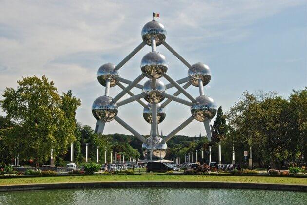 Atomium Bruxelles visite
