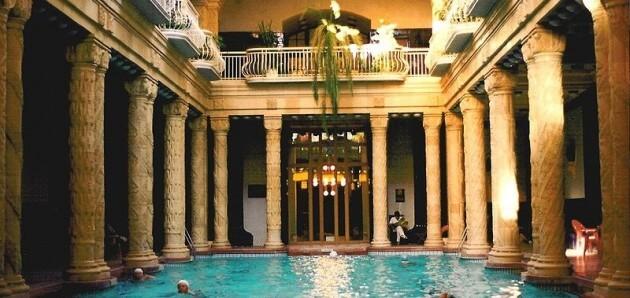 Visiter les bains thermaux Gellért à Budapest : billets, tarifs, horaires
