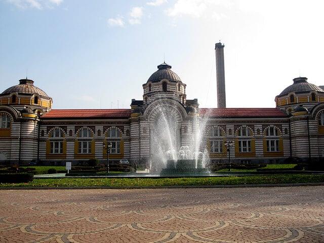 Bains mineraux centraux de Sofia