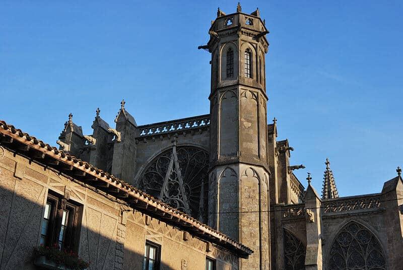 Basilique Saint-Nazaire, Carcassonne