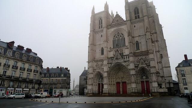 Cathédrale Saint-Pierre, Nantes