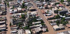 Changements climatiques innondations Haiti