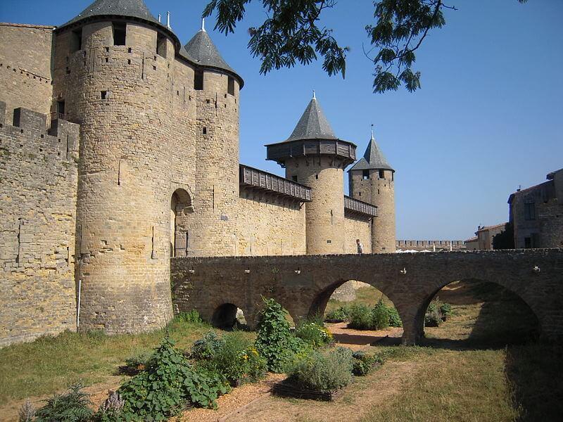 Château Comptal, cité de Carcassonne