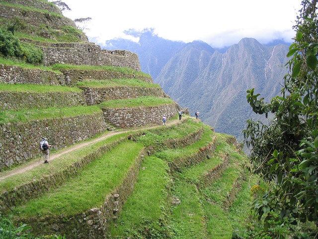 Chemin Inca, trail Machu Picchu