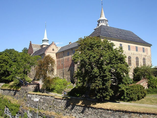 Citadelle d'Akershus, fort, Oslo