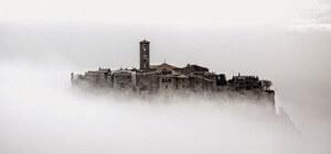 La cité perchée et en danger de Civita di Bagnoregio