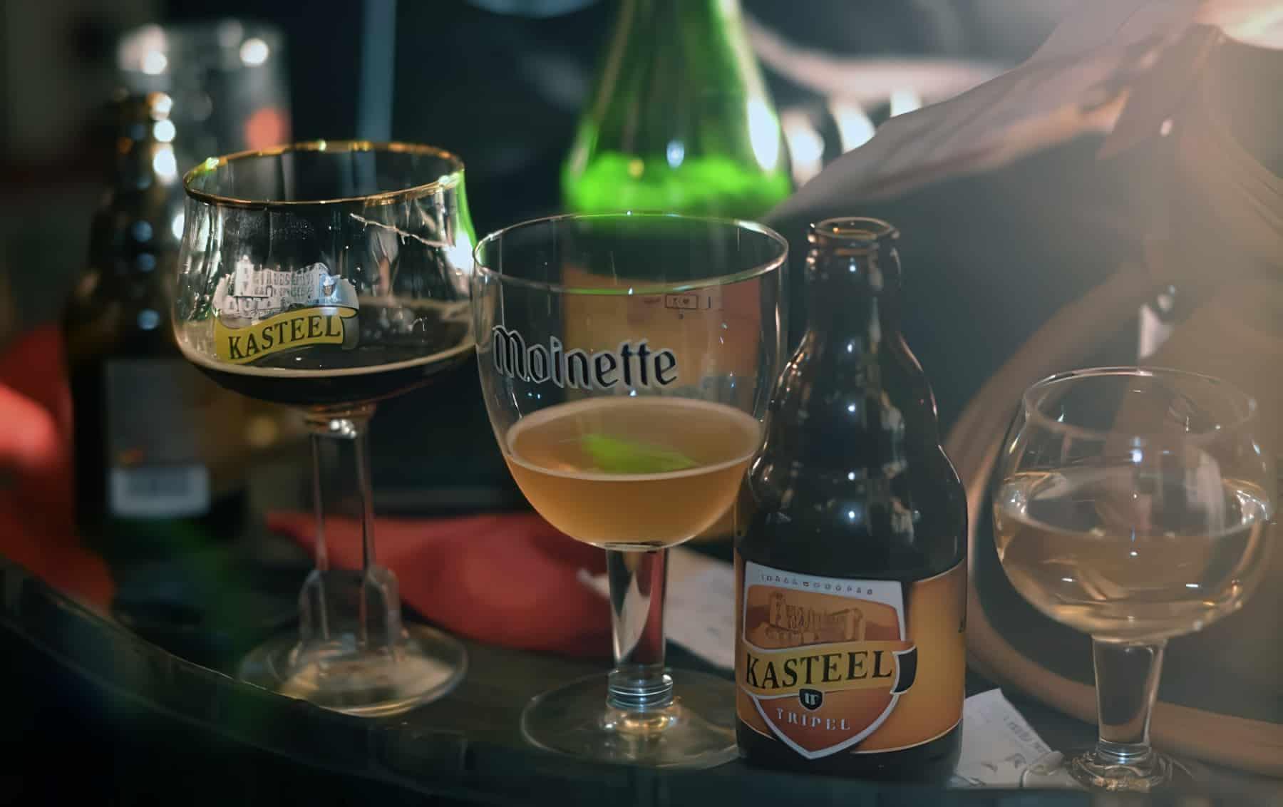 Dégustation bières belges Bruxelles