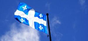 Drapeau Québec, expressions québecoises