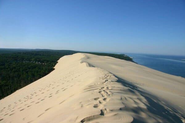 La Dune du Pilat, un désert en constant mouvement