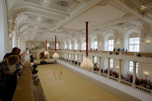 École espagnole d'équitation Vienne, Spanische Hofreitschule