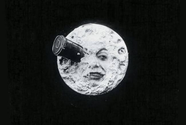 Explosion de la lune