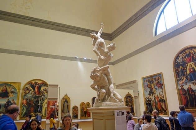 Visiter la Galerie de l'Académie à Florence : billets, tarifs, horaires