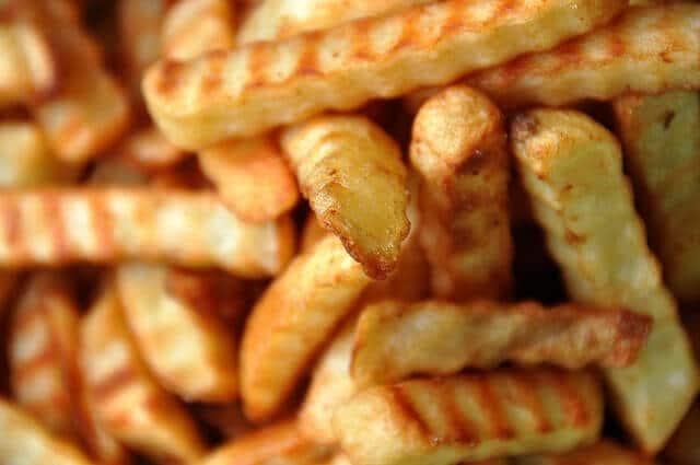 Frites Belges Bruxelles