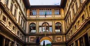 Galleria degli Uffizi, Galerie des Offices, Florence