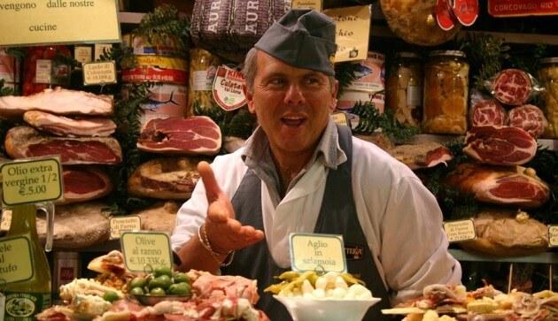 Découvrez la gastronomie italienne à Florence avec un expert