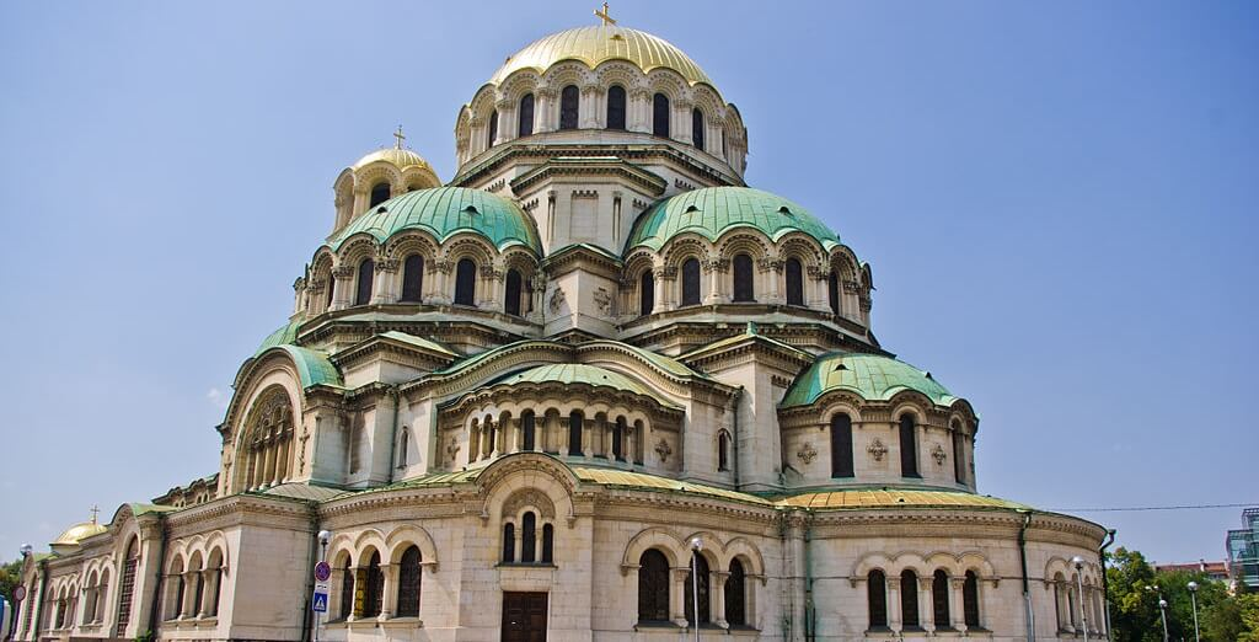 Guide Voyage en Bulgarie, cathédrale de Sofia
