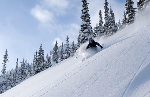 Ski hors-piste Chamonix