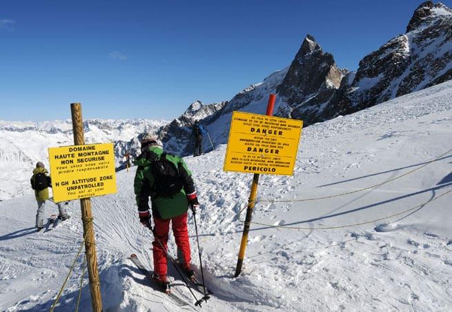 Hors-Piste, La Grave Alpe d'Huez