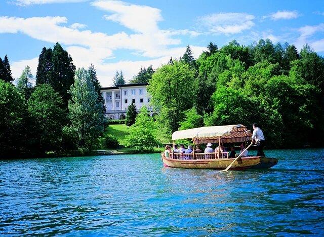 Hotel Vila Bled