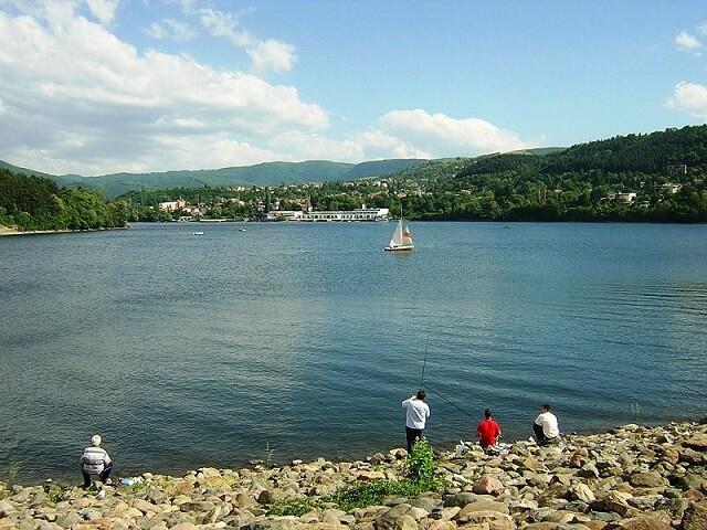 Lac de Pancharevo, Sofia