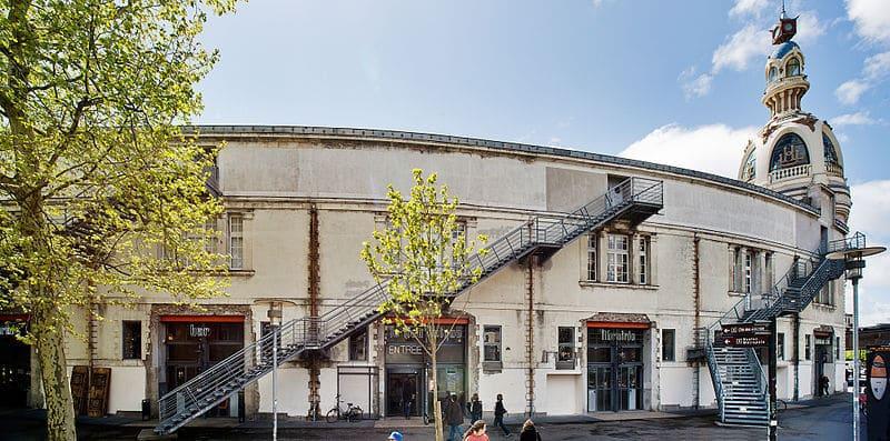 Le Lieu Unique, LU, Nantes
