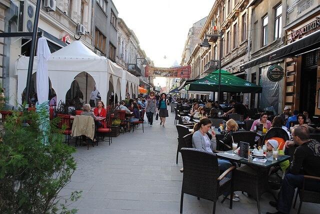 Lipscani Bucarest