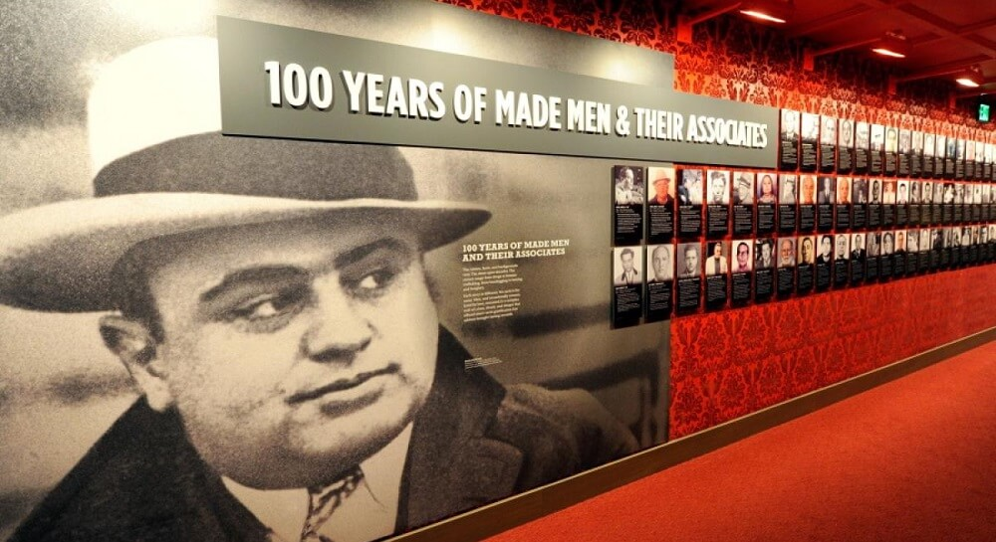 The Mob Museum, Musée de la Mafia, Las Vegas