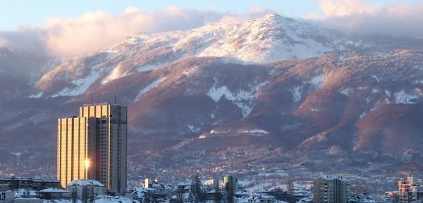 Mont Vitocha, montagne à Sofia