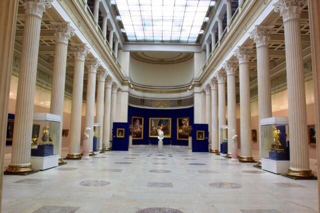 Musée des beaux-arts Pouchkine, Moscou