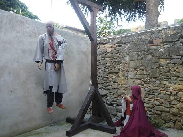 Musée de la torture, Musee de l'inquisition, Carcassonne