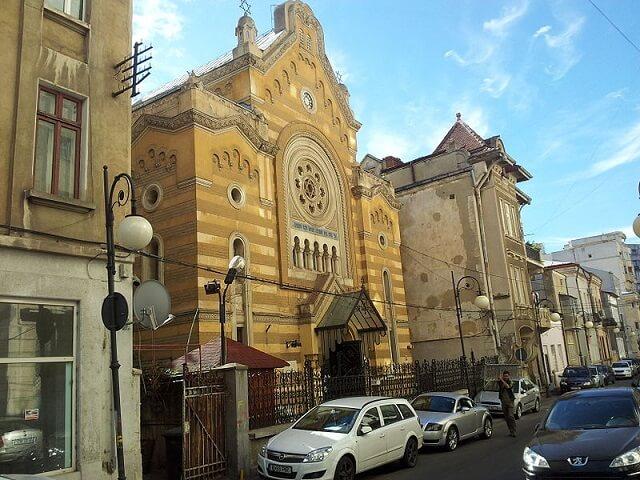 Musée juif Bucarest