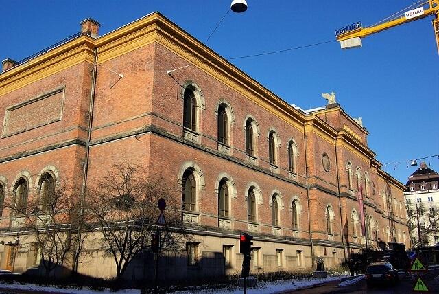 Musée national de l'art, de l'architecture et du design Oslo