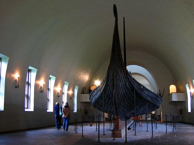 Musée des navires vikings, Oslo